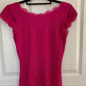 Diane von Furstenberg size 2 Barbara dress